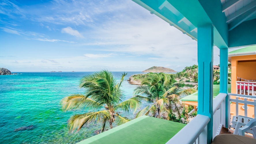St Barts Auberge Petite Anse By Sylvain Cote